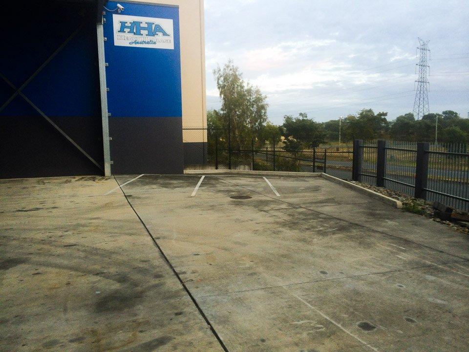 Car Parks & Tennis Courts