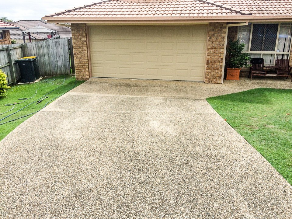 Driveways Amp Paths Pressure Cleaning Before Amp After Gallery