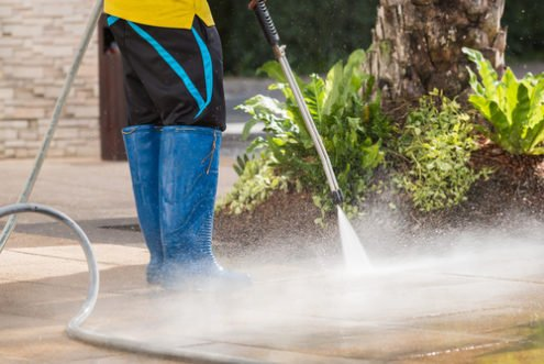 MKL Professional pressure cleaners - domestic solutions