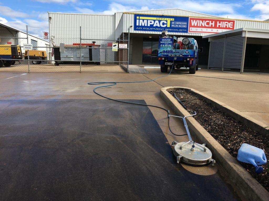Carpark Cleaning Beaudesert
