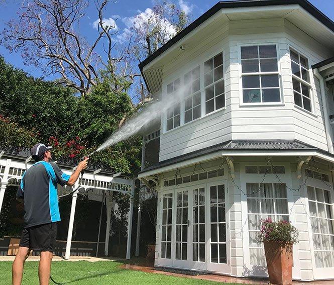 House Washing Chelmer